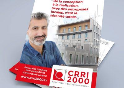 CRRI 2000 affiche