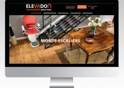 ELEVADOM site internet