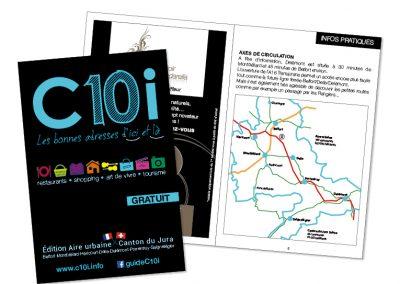 C10i guide Nord Franche-Comté / Canton du Jura Suisse